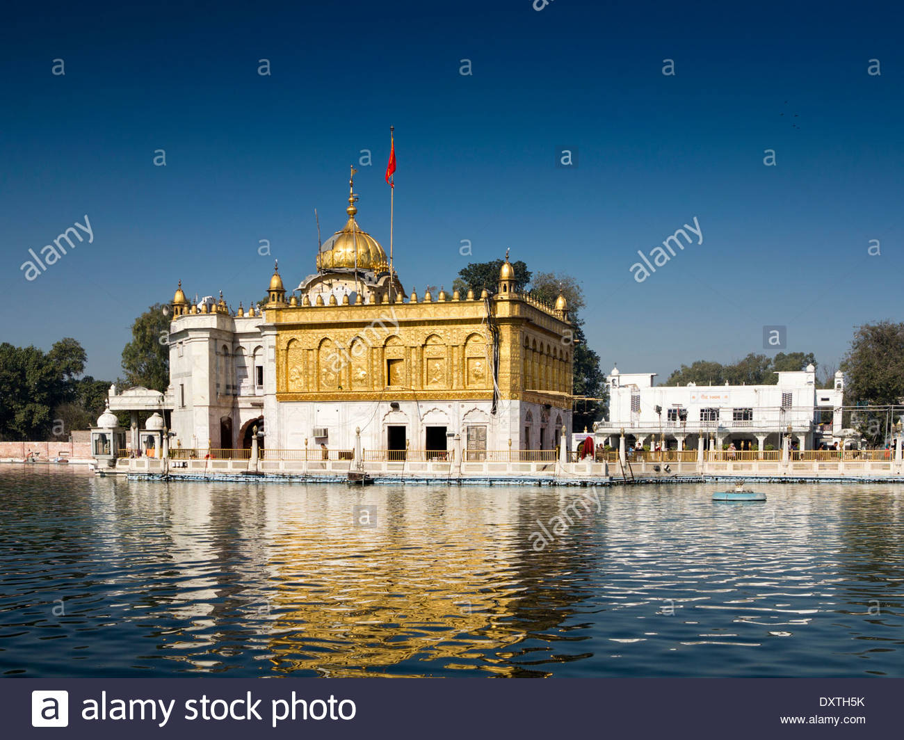 Sri Durgiana Temple Amritsar, India, Punjab, Amritsar, Gole Bagh, Shree Durgiana Tirth Mandir ...