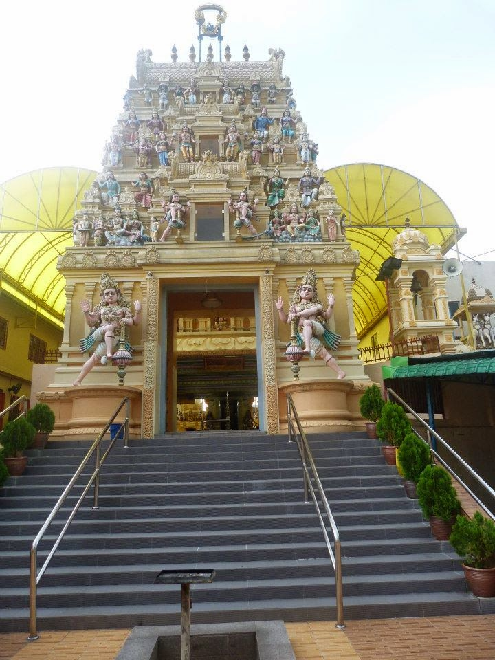 Sri Muneeswaran Hindu Temple Malaysia, Singapore & Brunei, The Indian temple at the east coast of Pangkor | Favorite Places ...