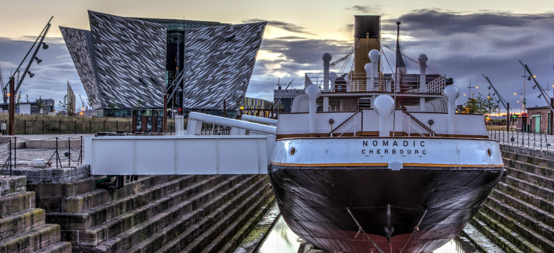 SS Nomadic Belfast, 15 Things You Didn't Know About SS Nomadic!