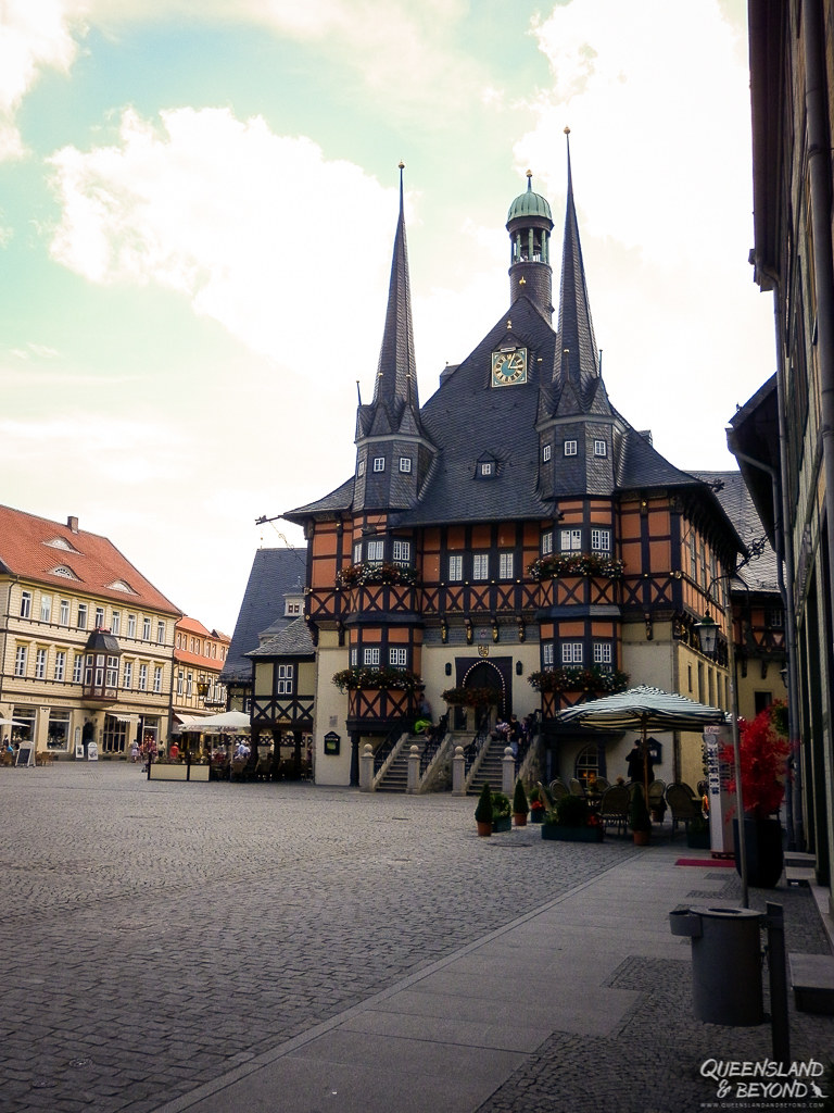Ständerbau Fachwerkmuseum Saxony, Saxony-Anhalt and Thuringia, 4 quaint towns along the German timber-frame road