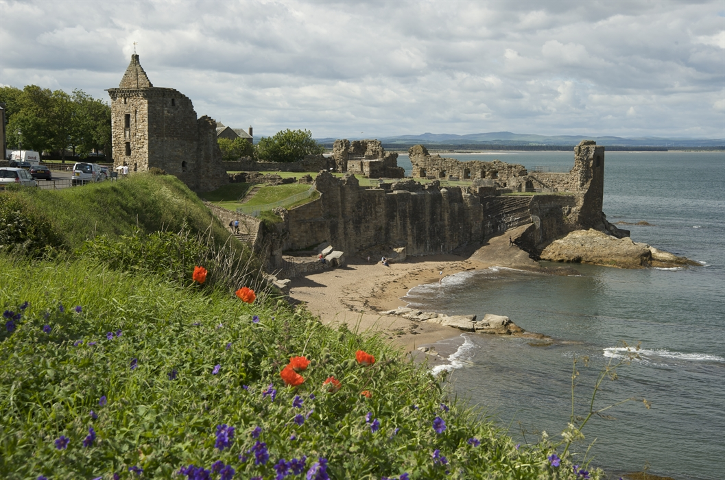 St. Andrews Castle Fife and Angus, St Andrews Castle | VisitScotland