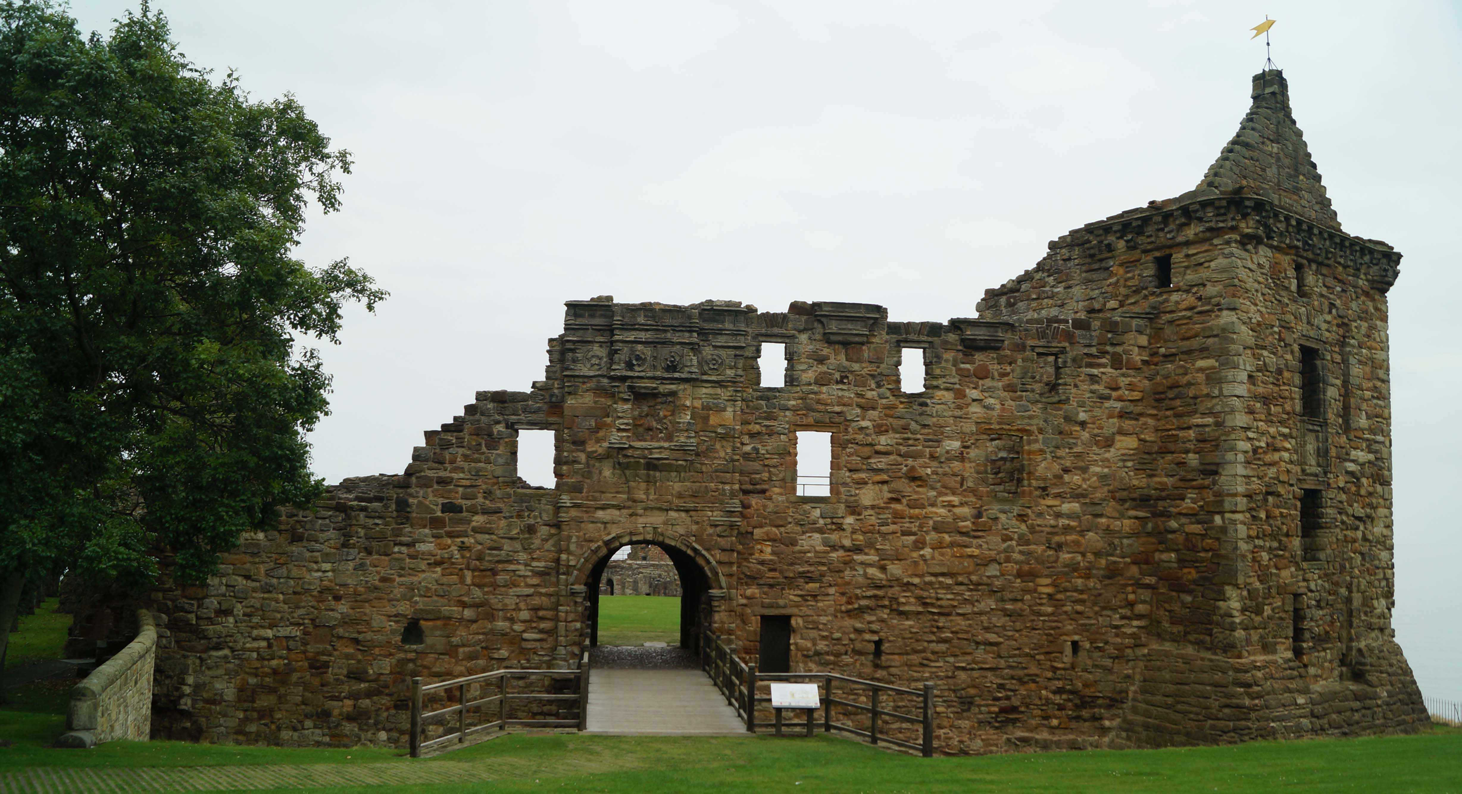 St. Andrews Castle Fife and Angus, St Andrews Castle | Perthshire, Kinross, Angus and Fife | Castles ...
