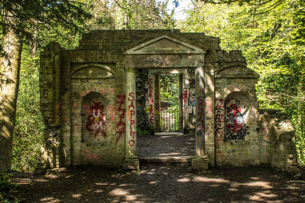 St. Anne's Park Dublin, The follies (all of which are in very poor condition) In S…   Flickr