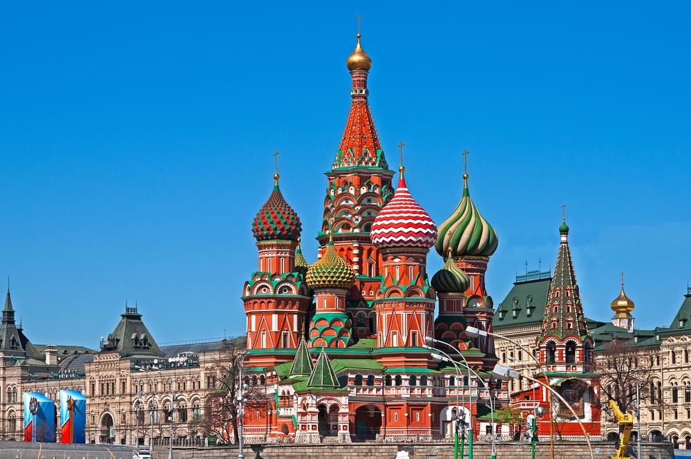 St Basil's Cathedral Moscow, Saint Basil's Cathedral, Moscow | Wondermondo