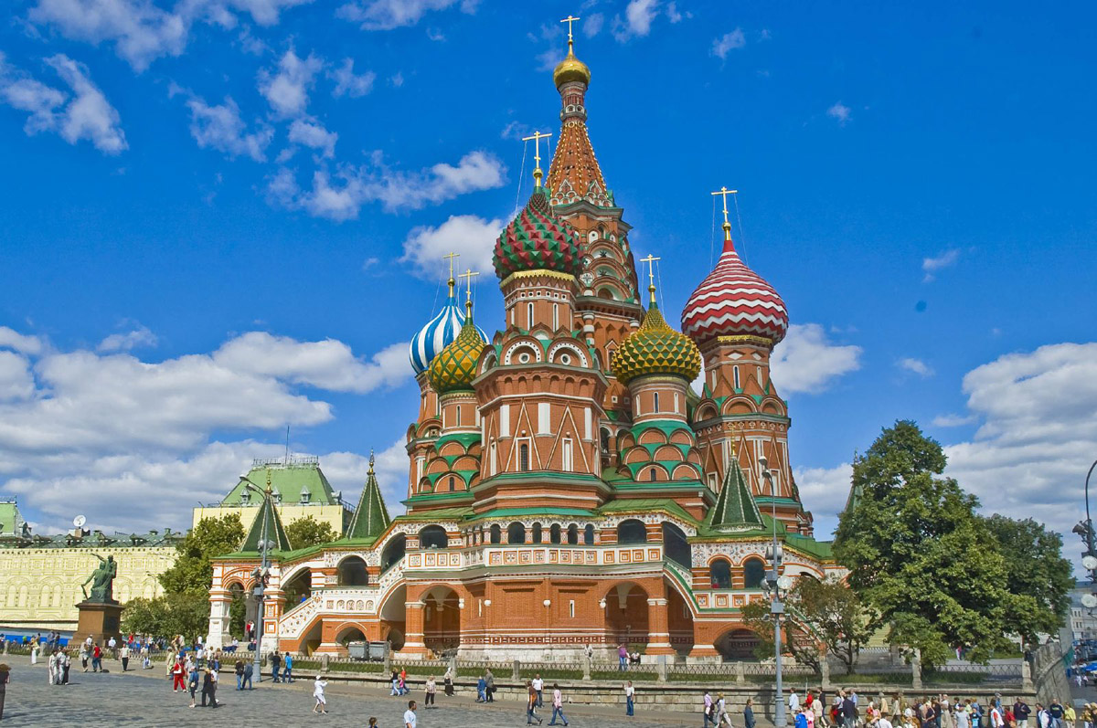 St Basil's Cathedral Moscow, St. Basil's Cathedral History & Location - Moscow,