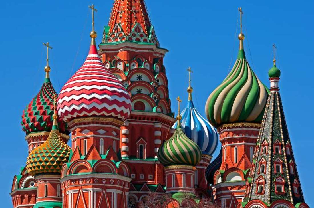 St Basil's Cathedral Moscow, 12 Facts About Saint Basil's Cathedral | Mental Floss