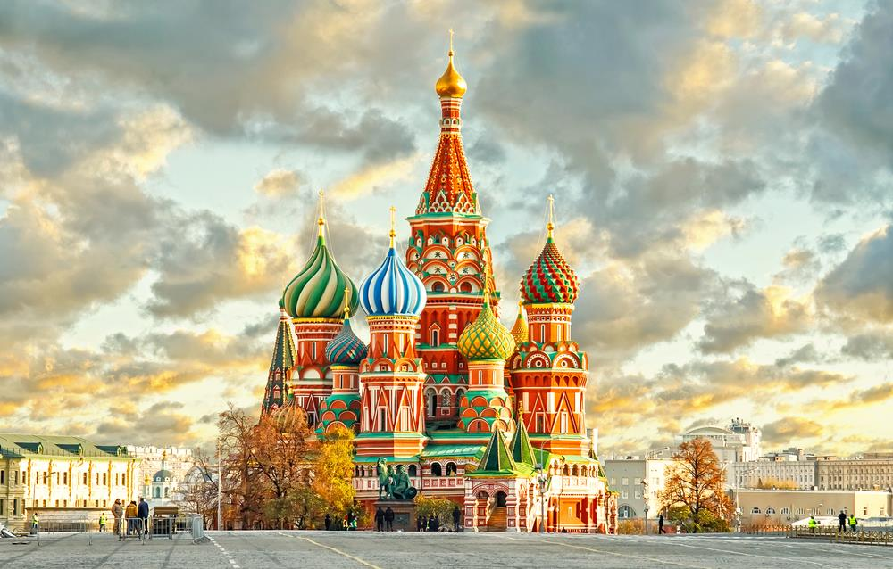 St Basil's Cathedral Moscow, St. Basil's Cathedral in Moscow
