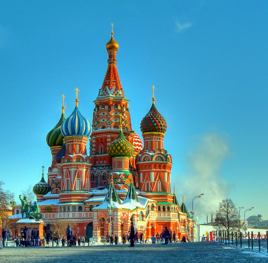 St Basil's Cathedral Moscow, St. Basil's Cathedral Architect | Moscow - FoundTheWorld