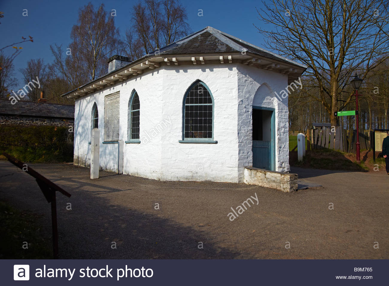 St. Fagans National History Museum South Wales, Toll House, St Fagans National History Museum St Fagans, South ...