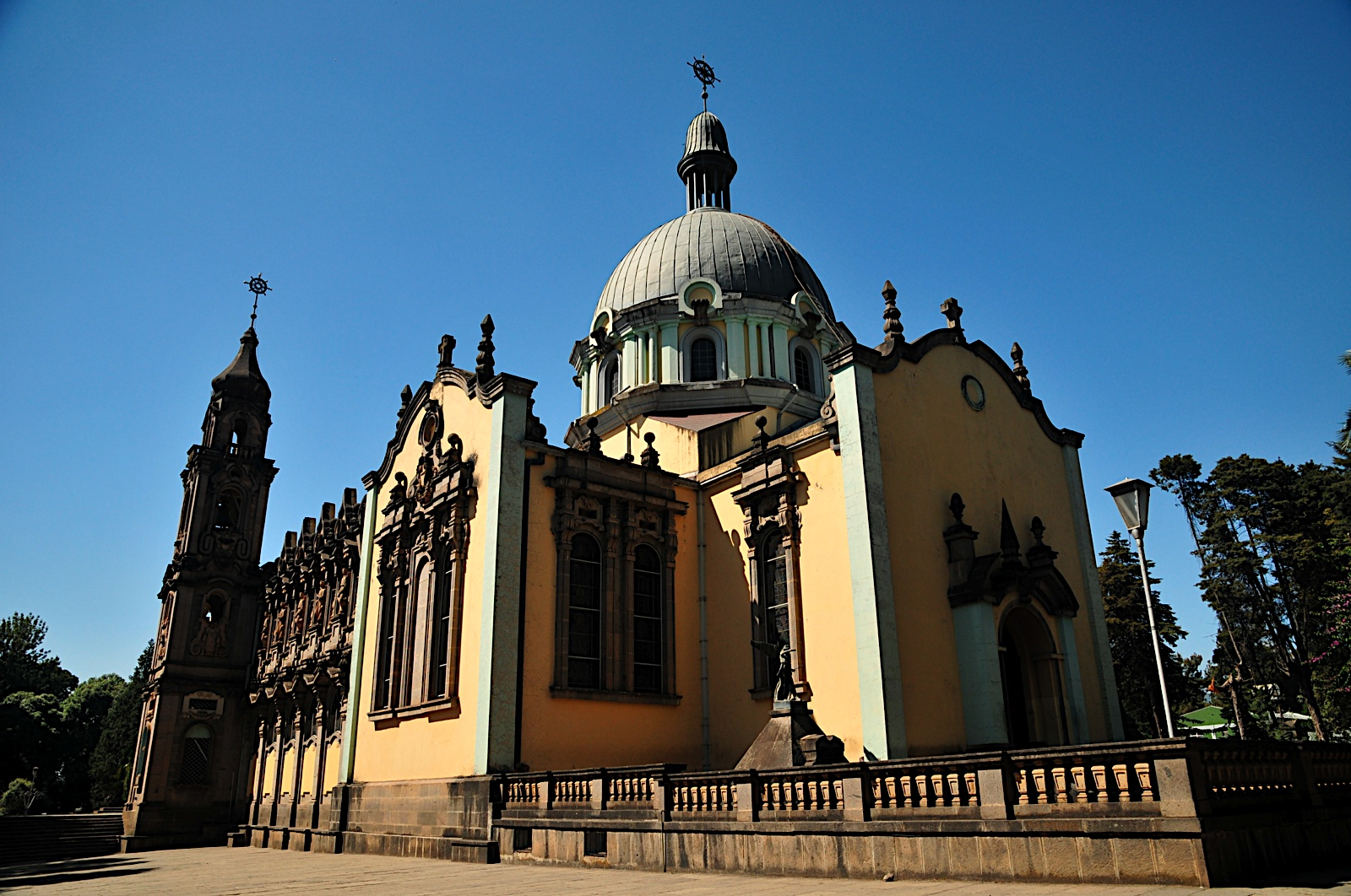 St George Cathedral & Museum Addis Ababa, TOP 21 THINGS TO DO IN ADDIS ABABA, ETHIOPIA