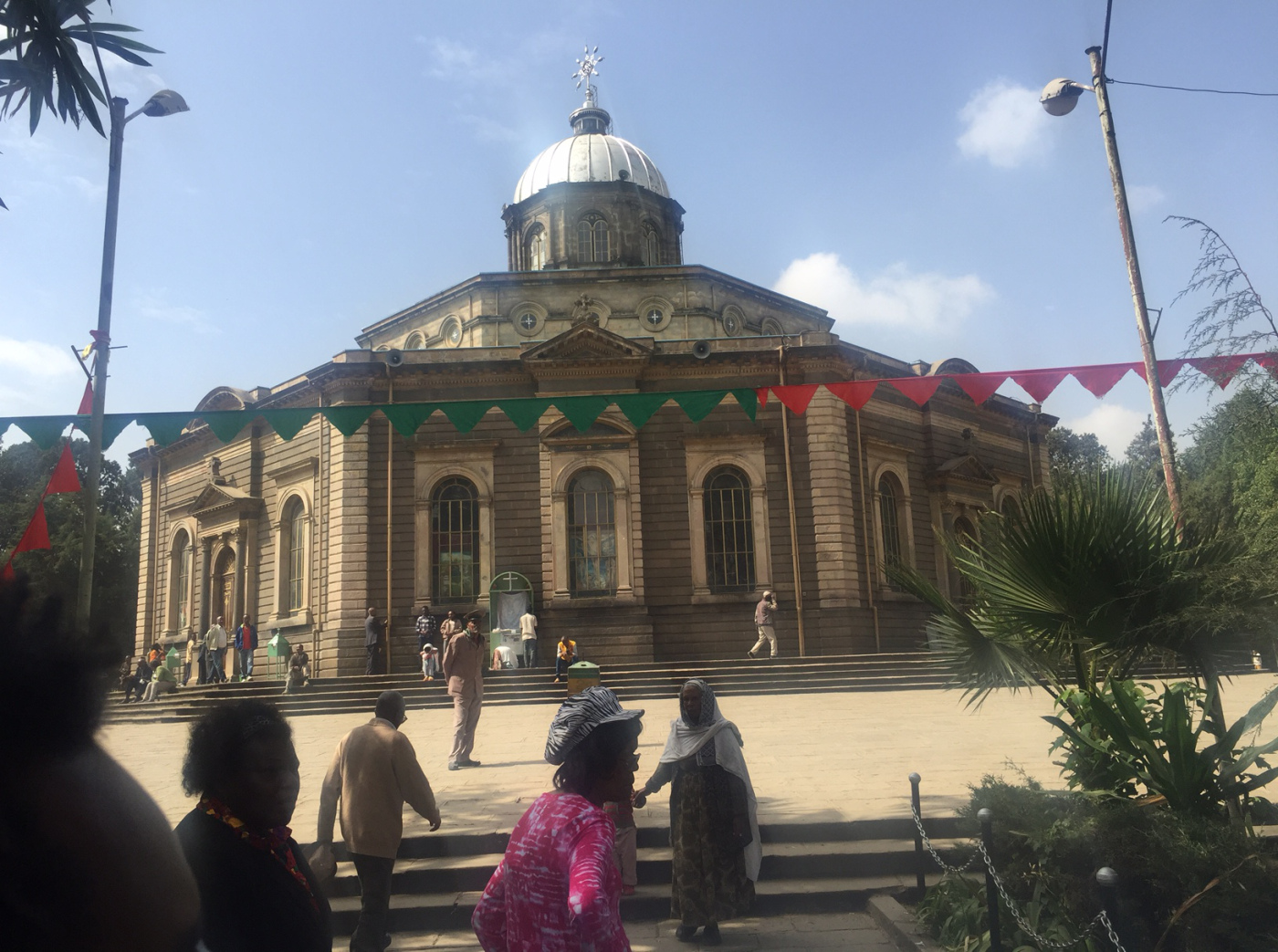 St George Cathedral & Museum Addis Ababa, Ethiopia Day 1: More Questions than Answers in My Search for Truth ...