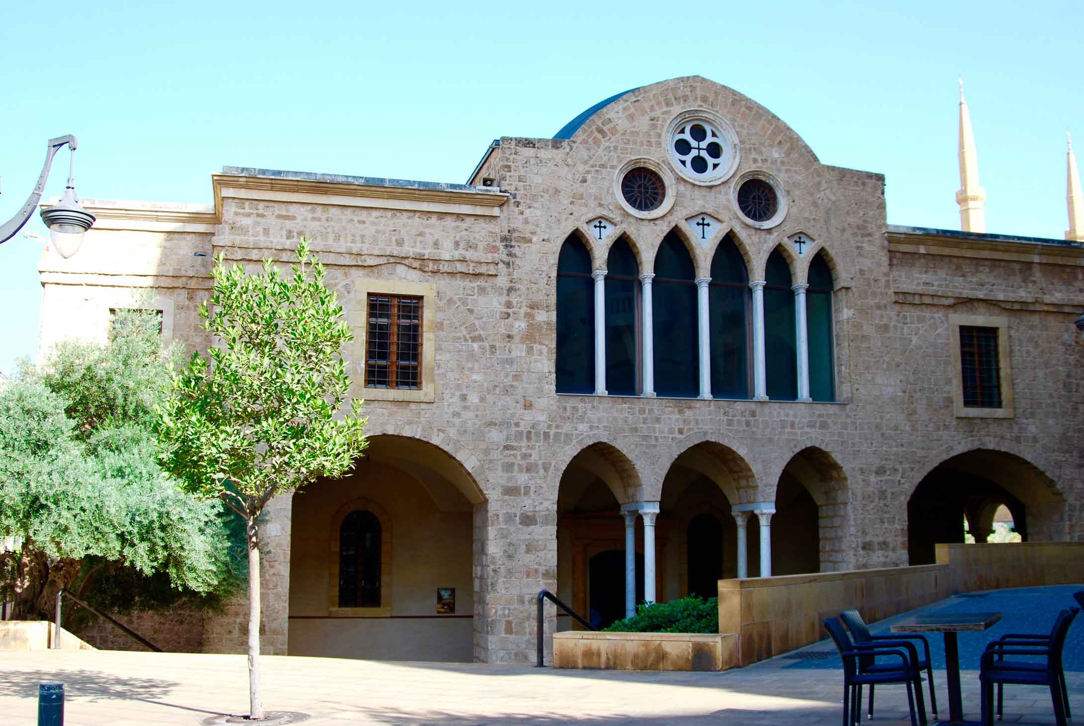 St George Crypt Museum Beirut, Lebanon Traveler | 8 Old Places Not to Miss in Beirut