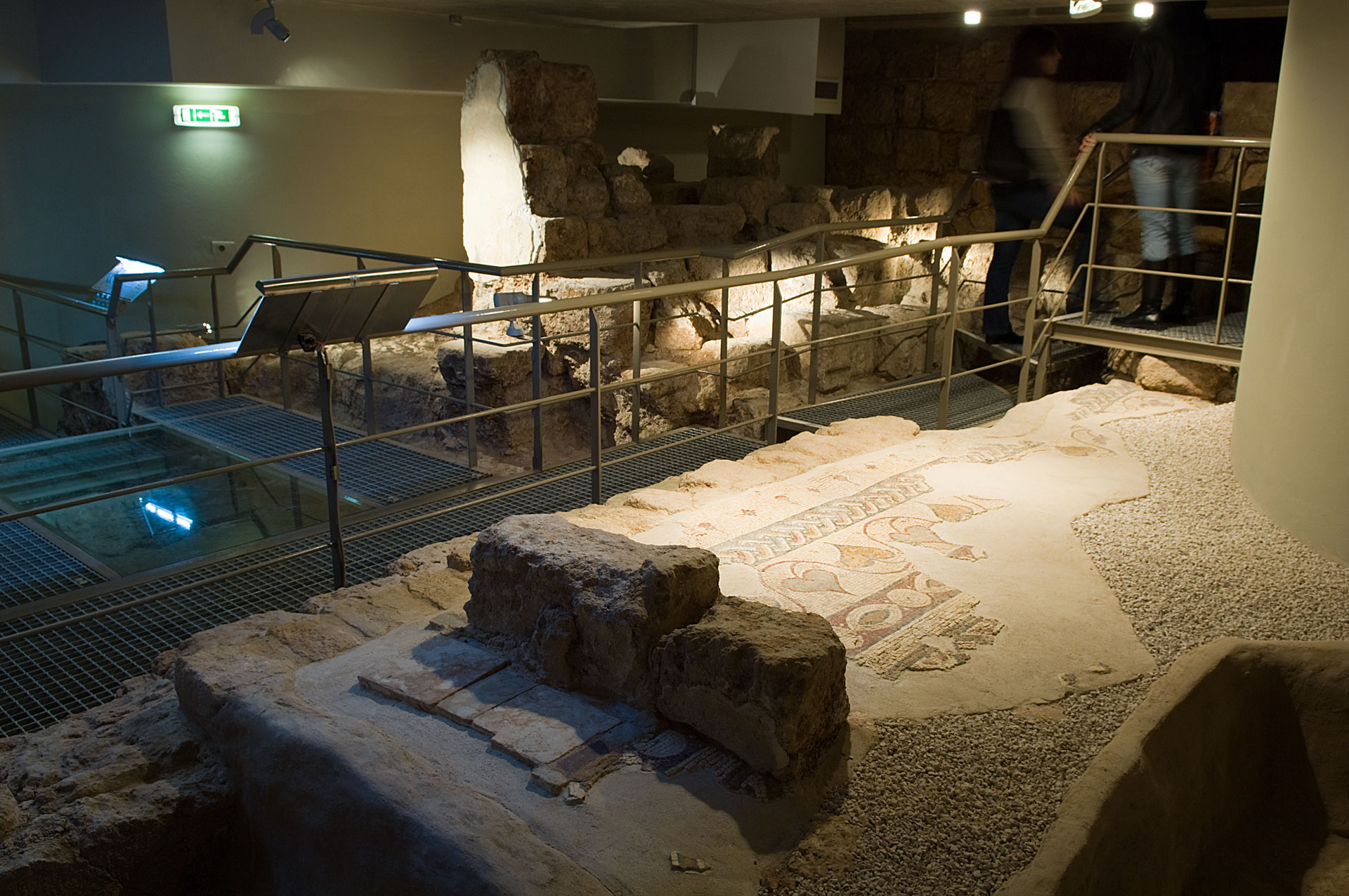 St George Crypt Museum Beirut, Archeology | Solidere