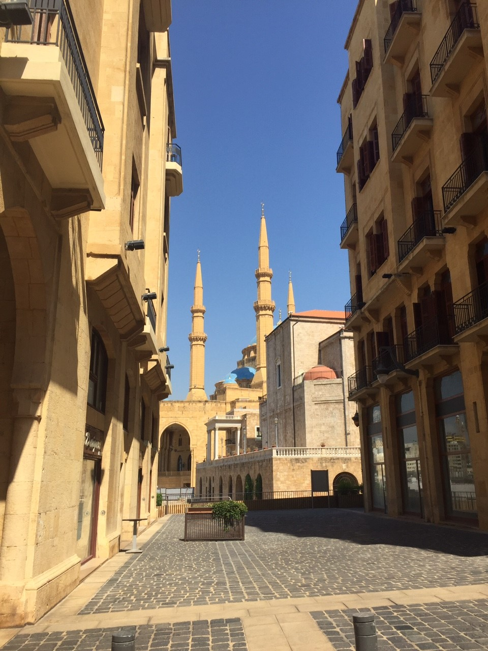 St George Crypt Museum Beirut, Letter from Lebanon | Ruth Badley