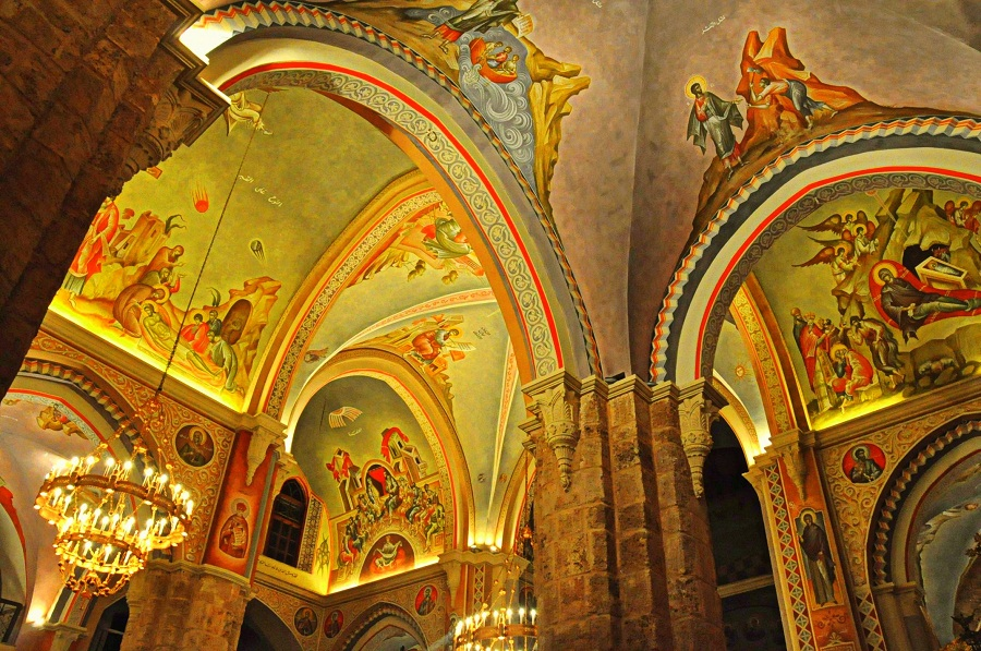 St George Crypt Museum Beirut, In search of Anastasia Cathedral, Beirut – LebanonUntravelled.com