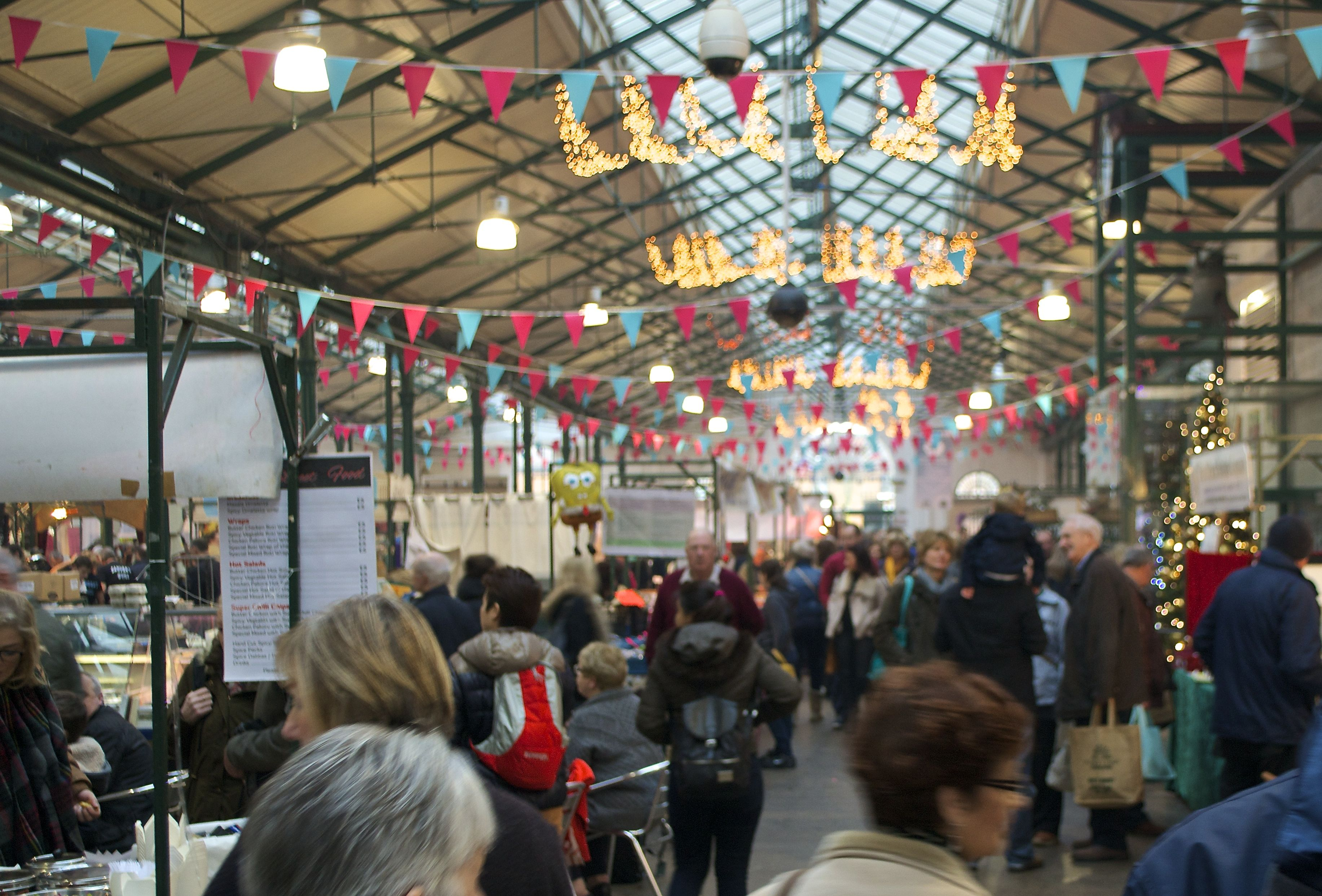 St George's Market Belfast, Things to Do in Belfast: St. George's Market | Rachel in Ireland