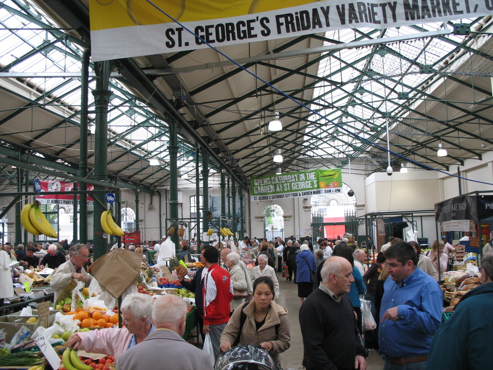 St George's Market Belfast, St Georges Market Belfast – Things to do on a Sunday in Belfast ...