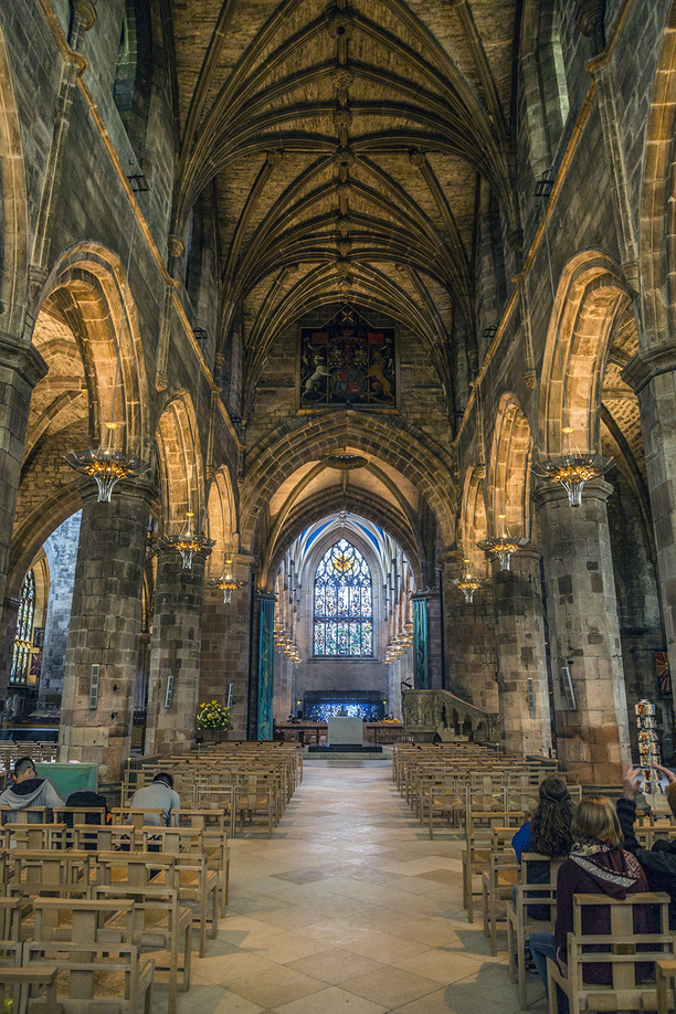 St. Giles Church Aberdeen and the Northeast, St Giles' Cathedral, Edinburgh, Scotland — by Michael Schuier ...
