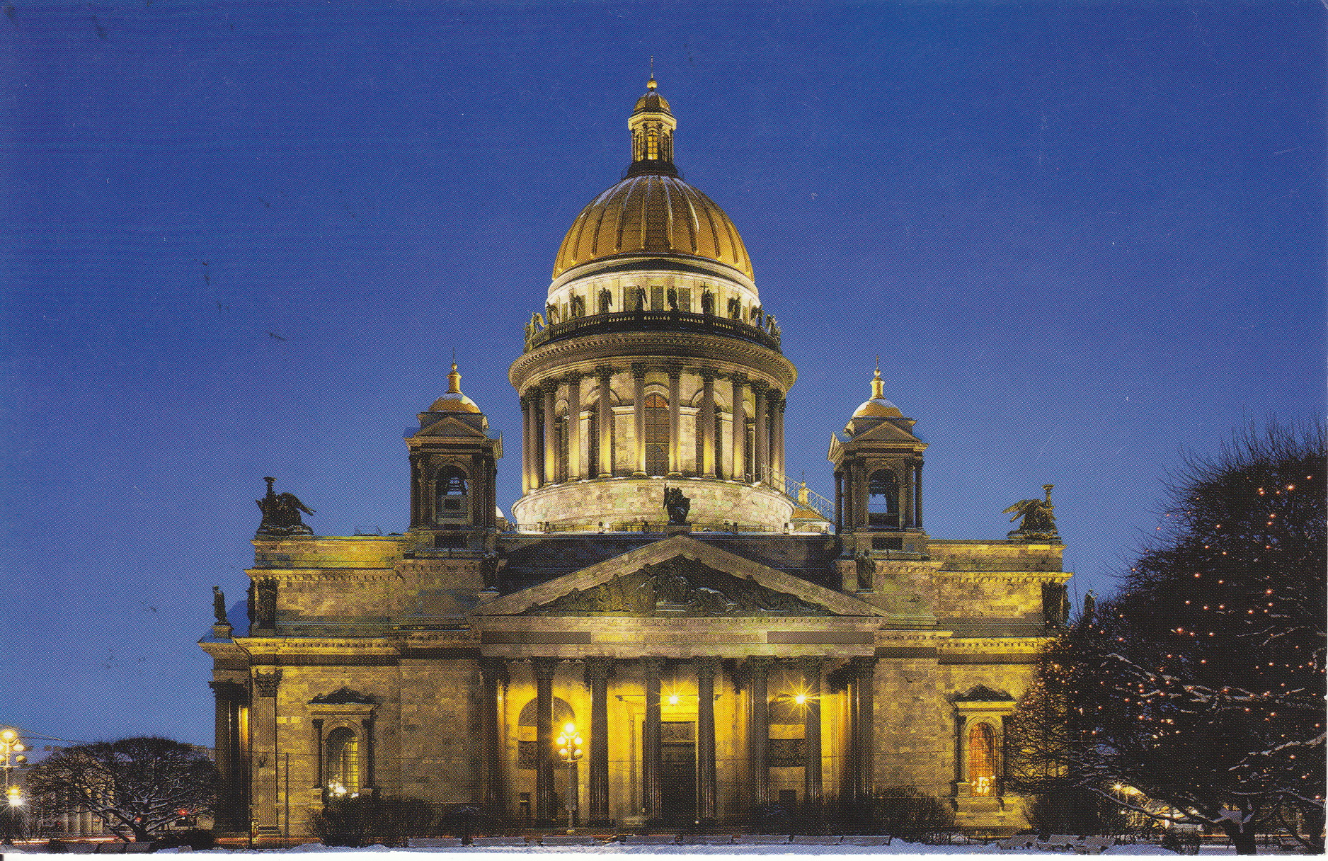 St Isaac's Cathedral St Petersburg, Saint Isaac's Cathedral in St. Petersburg – My collection of ...