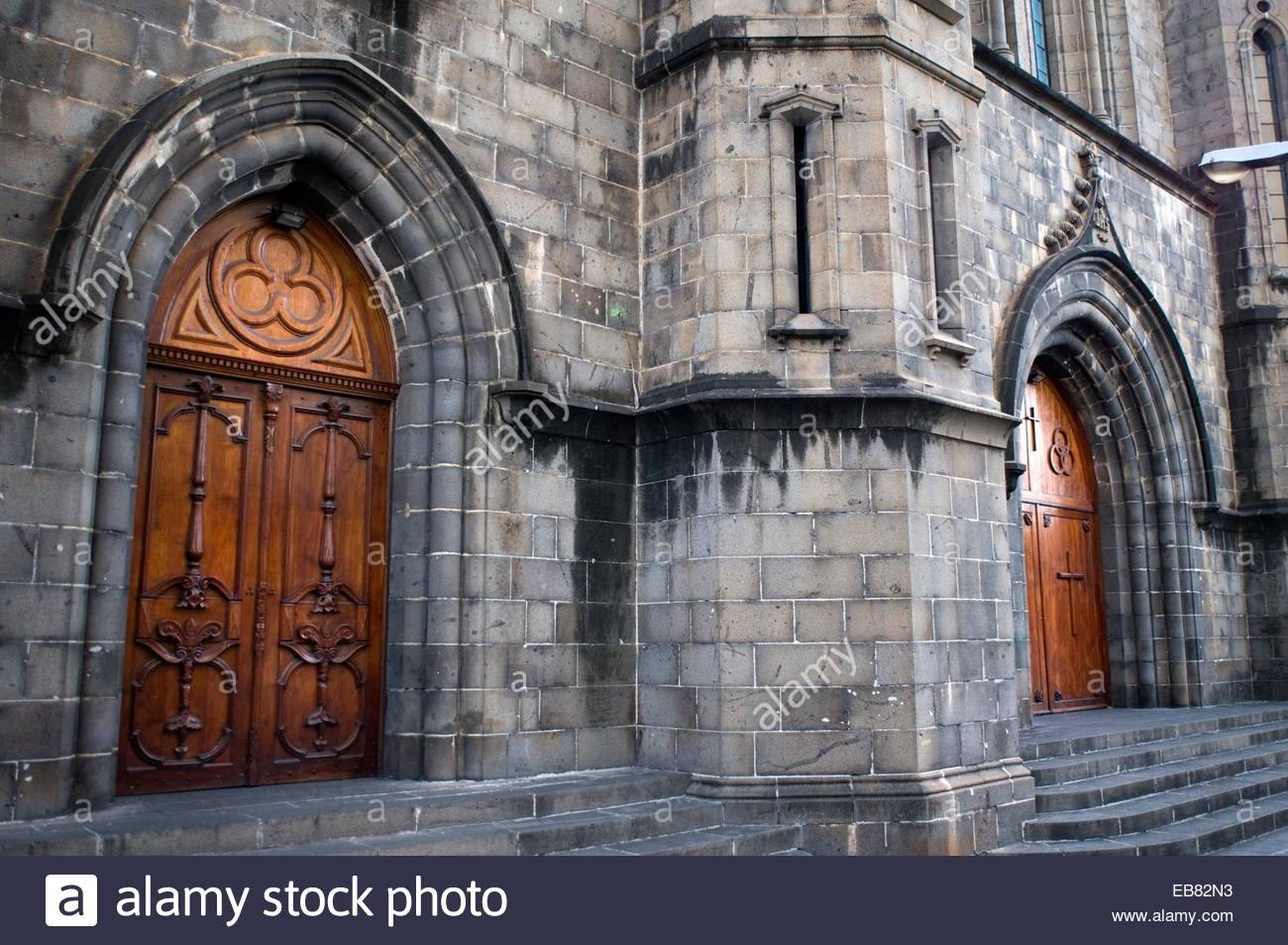 St James Cathedral Port Louis, st. james cathedral, port louis, mauritius Stock Photo, Royalty ...