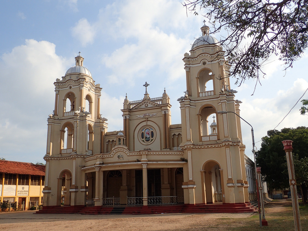 St James' Church Jaffna, The World's Best Photos of church and jaffna - Flickr Hive Mind