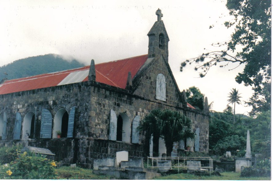 St John's Fig Tree Church South Nevis, Caribbean | Dudley Huggins | Page 3