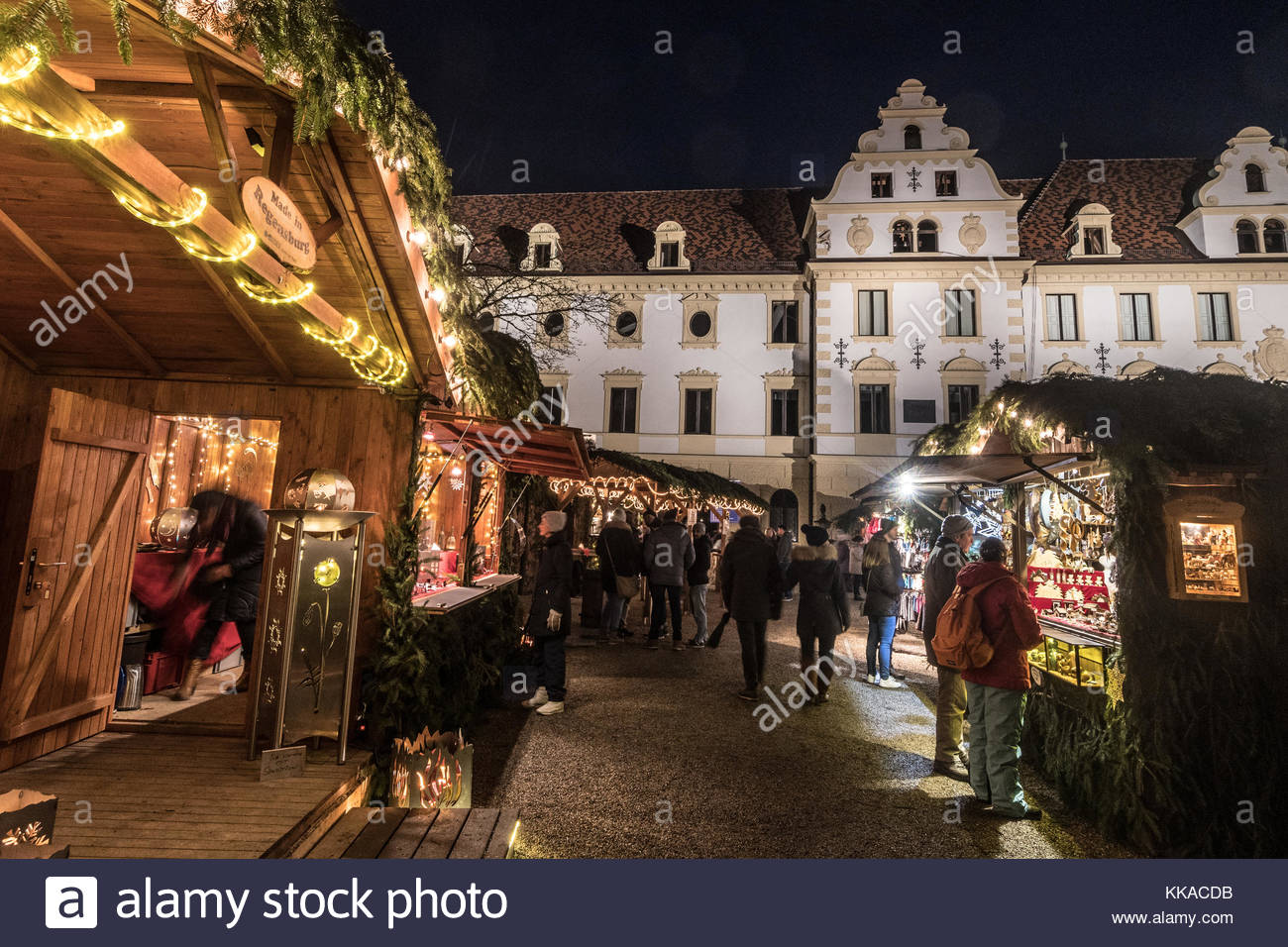St. Kassian Franconia and the German Danube, St Emmeram Stock Photos & St Emmeram Stock Images - Alamy