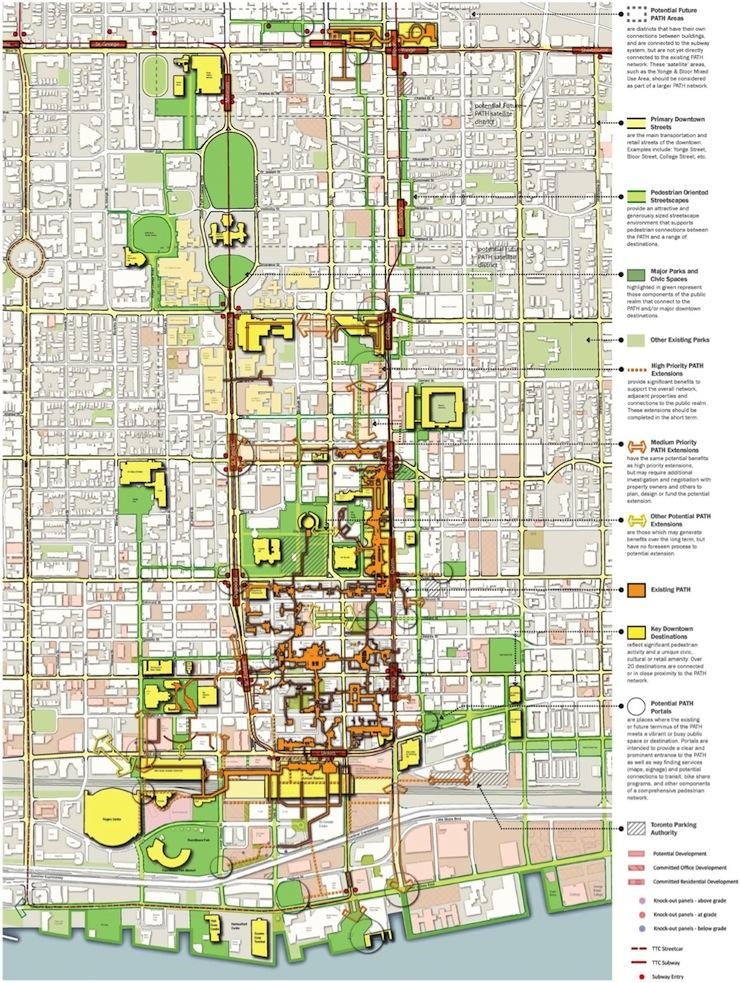 St Lawrence Market Toronto, PATH Master Plan Study - A Look at the Future Vision for the ...