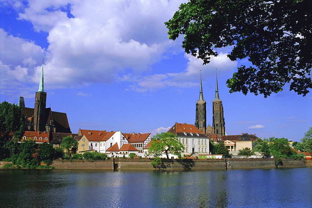 St. Lorenz Kirche Franconia and the German Danube, High Quality Stock Photos of
