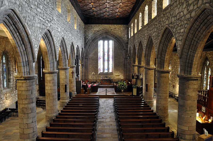 St. Machar's Cathedral Aberdeen and the Northeast, Dmitry Lapa. Four Saints of Aberdeenshire: Sts. Machar, Drostan ...