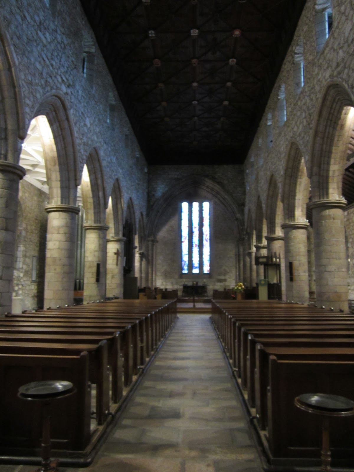 St. Machar's Cathedral Aberdeen and the Northeast, Operation Highlander: Houses of Worship: Cathedral Church of St ...