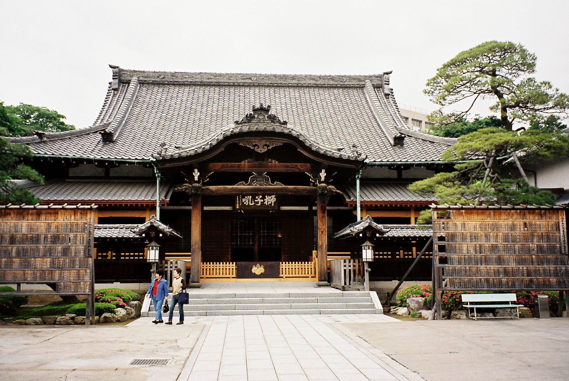 St Mary's Cathedral Tokyo Tokyo, Sengakuji Temple   Travels on a Small Island