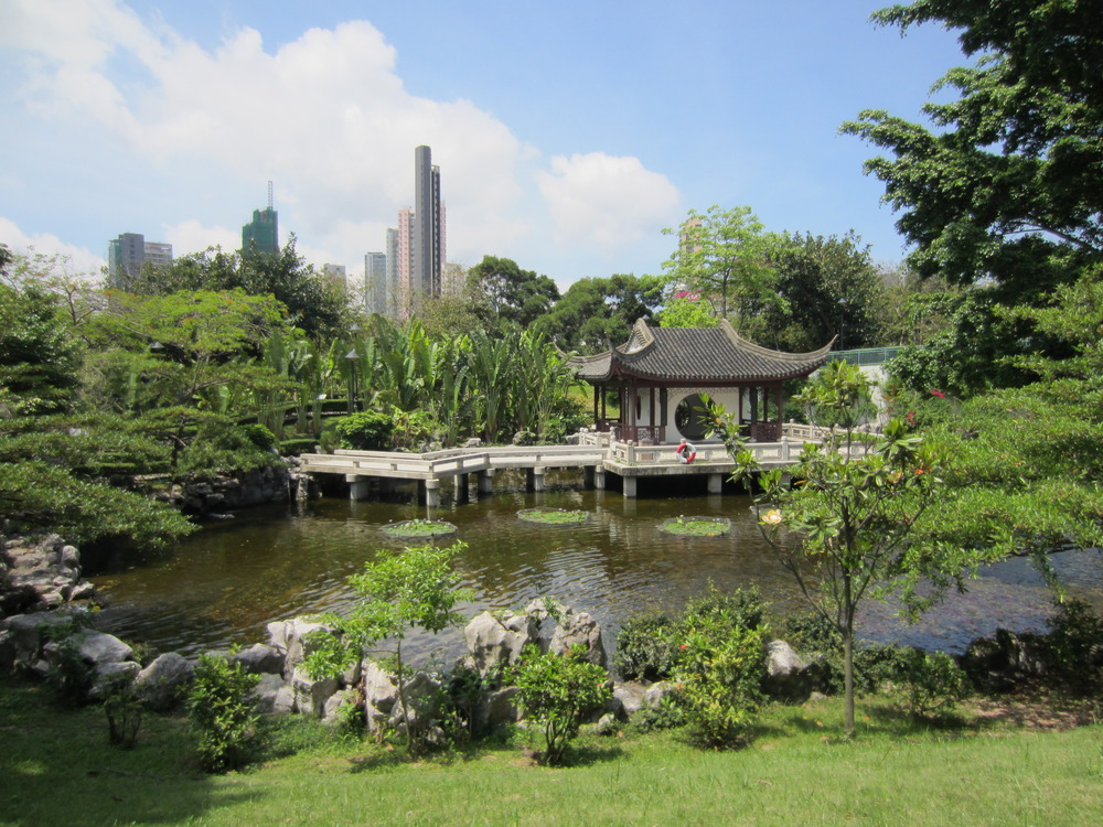 St Mary's Church Hong Kong, kowloon walled city park | elsie explores the east