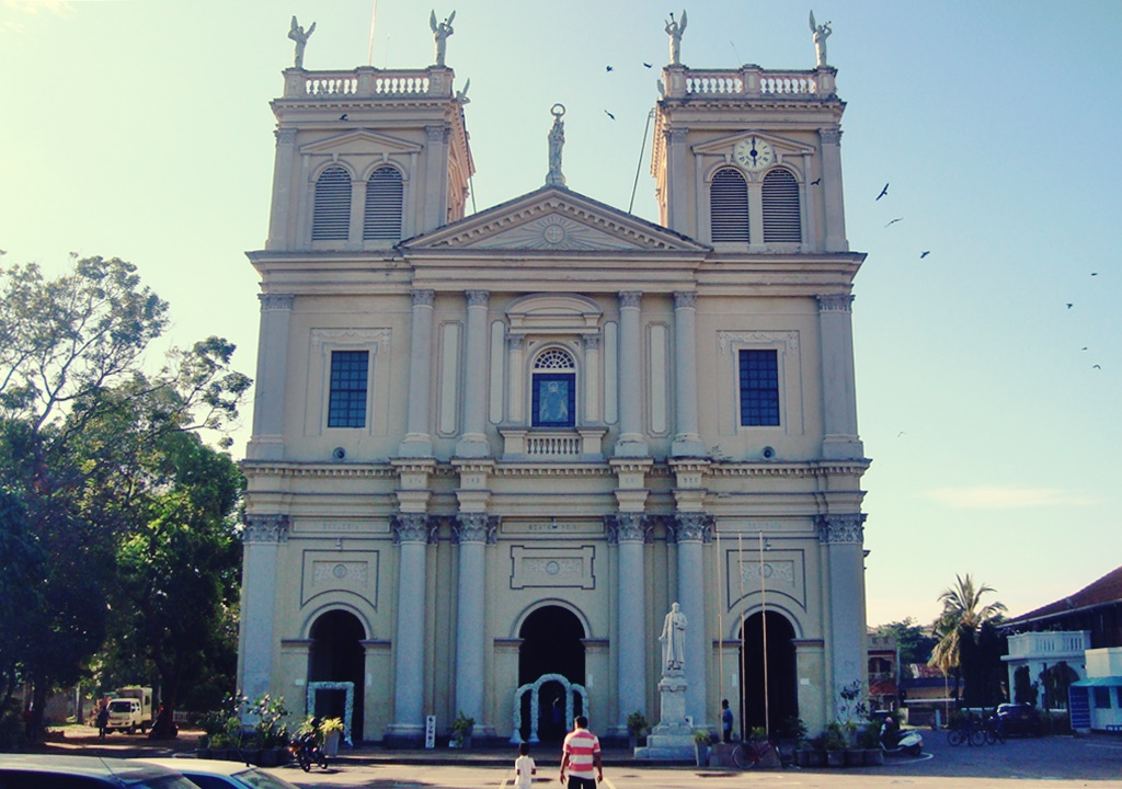 St Mary's Church Negombo, St. Mary's Church in Little Rome - cHotels