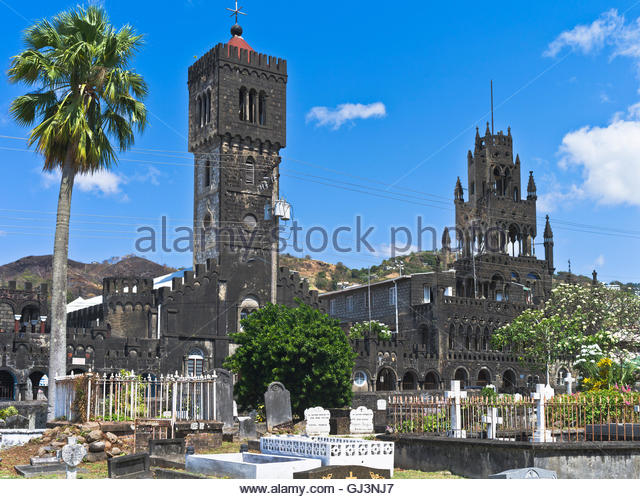St Mary's Kingstown, St Marys Cathedral Kingstown St Stock Photos & St Marys Cathedral ...