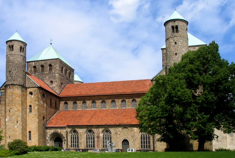 St. Michael's Church The Black Forest, St Mary's Cathedral and St Michael's Church at Hildesheim - UNESCO ...