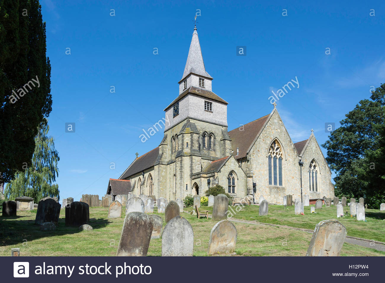 St. Nicholas Kirk Aberdeen and the Northeast, St Nicholas Churchyard Stock Photos & St Nicholas Churchyard Stock ...