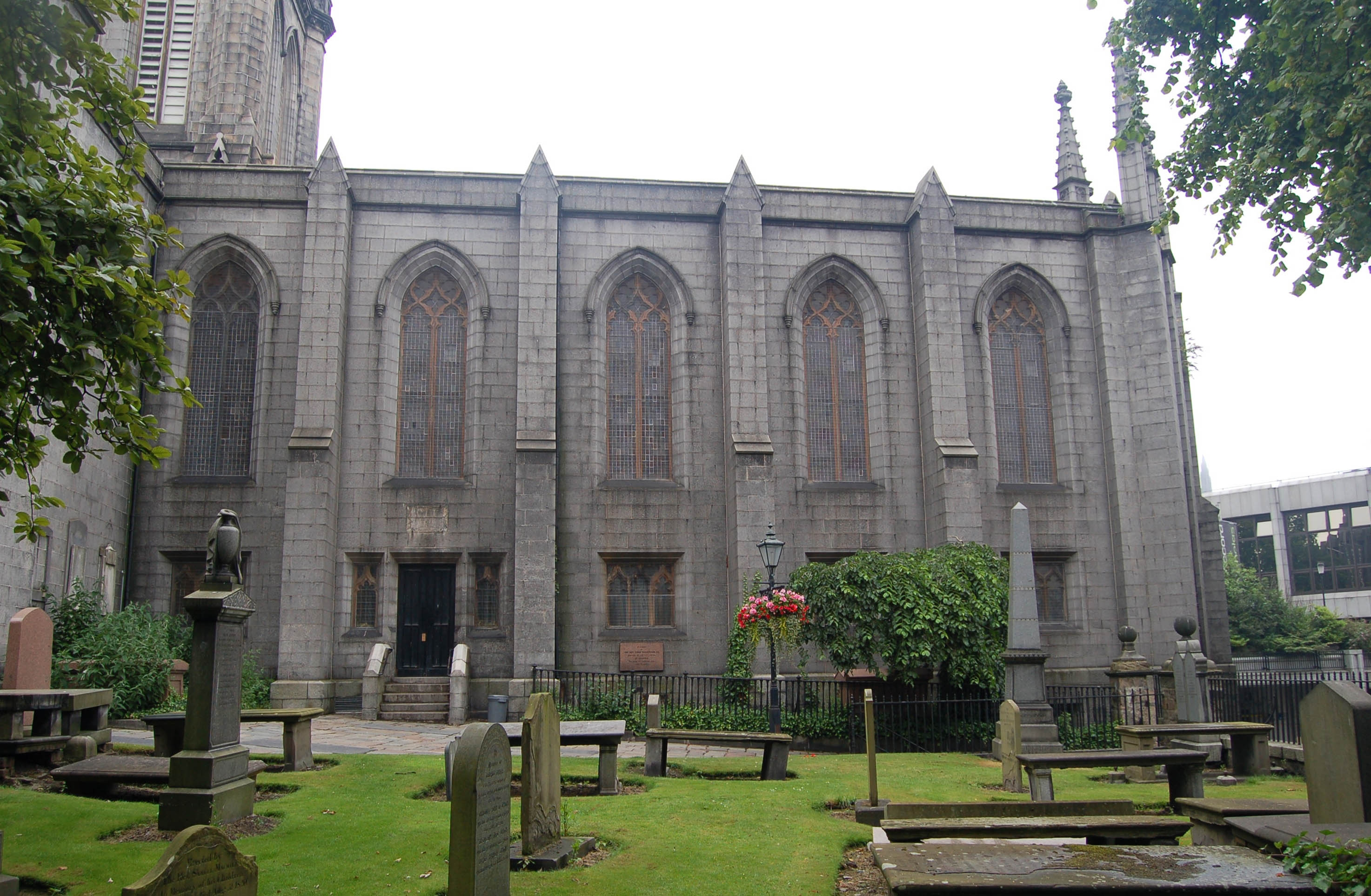 St. Nicholas Kirk Aberdeen and the Northeast, Blog | The OpenSpace Trust | Breathing life back into the heart of ...