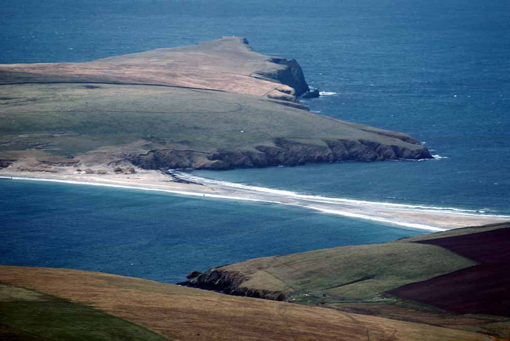 St. Ninian's Isle Orkney and Shetland Islands, Orkney and Shetland, an introduction - Earthwise