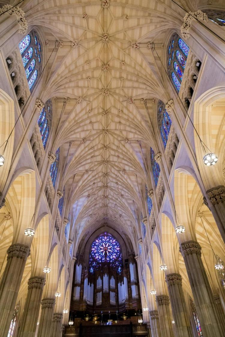St. Patrick's Old Cathedral New York City, St. Patrick's Cathedral wows visitors after face-lift - NY Daily News