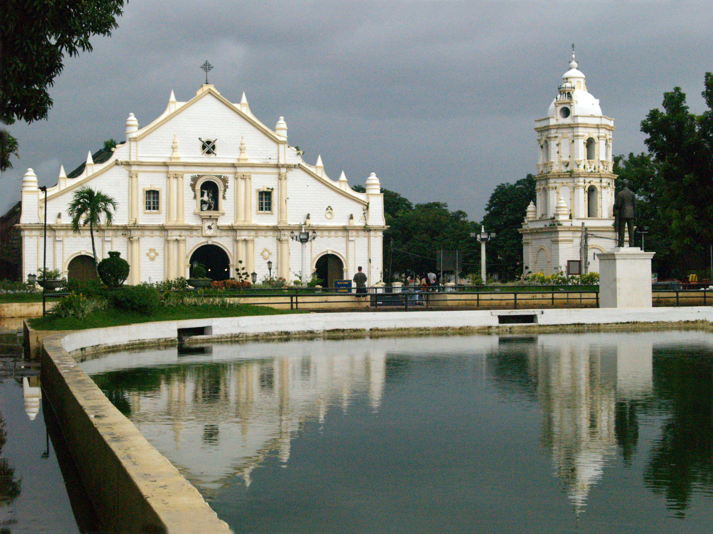 St Paul Cathedral Vigan, History | Nueva Segovia Chancery