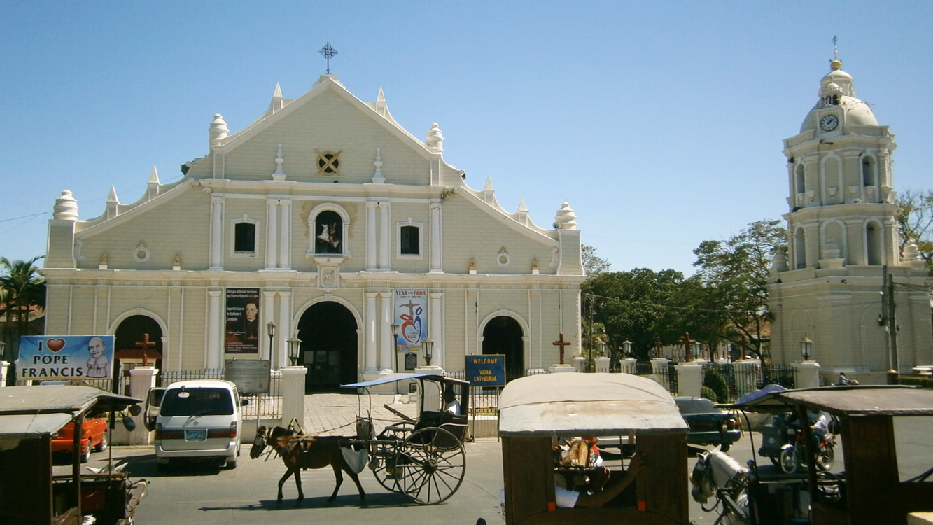 St Paul Cathedral Vigan, Ilocos again! Day 3 – Around Vigan! - BRYOLOGUE