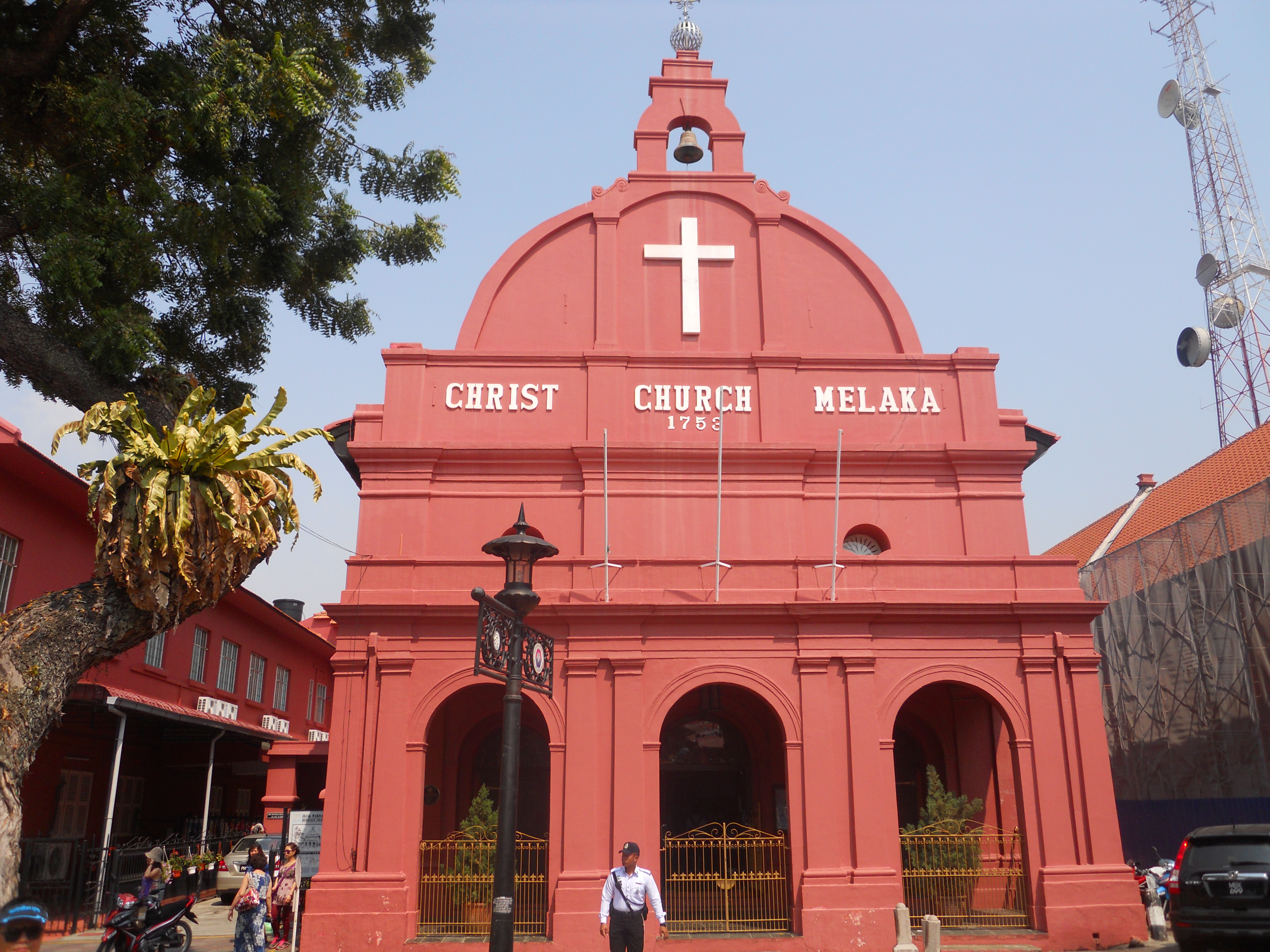 St Paul's Church Melaka City, Top 10 Place that You should Visit in Malacca | Story Tourder's