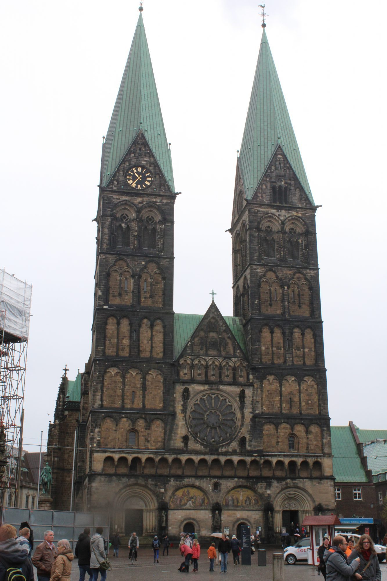 St. Petri Dom The Fairy-Tale Road, St Petri Dom in Bremen | Bremen, Cathedrals and Saints