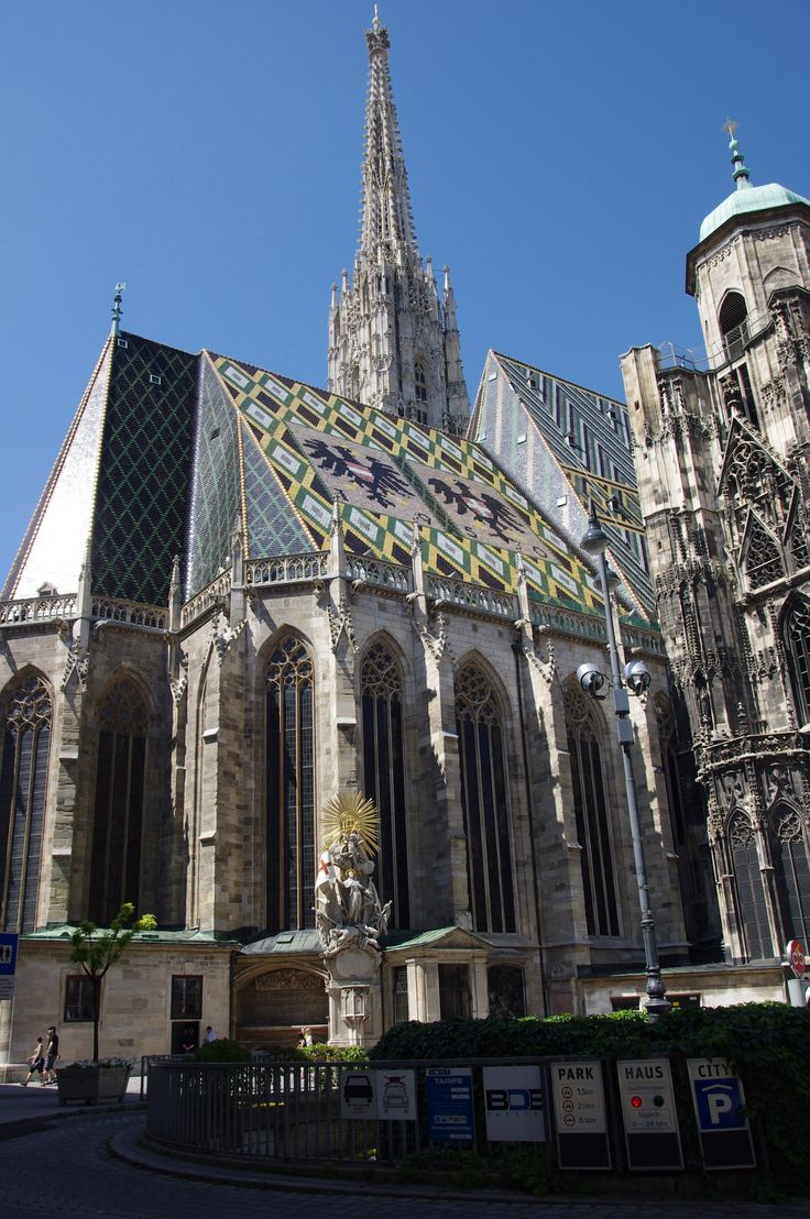 St. Stephan Cathedral  The Black Forest, 9 best St. Stephen's Cathedral, Vienna images on Pinterest ...