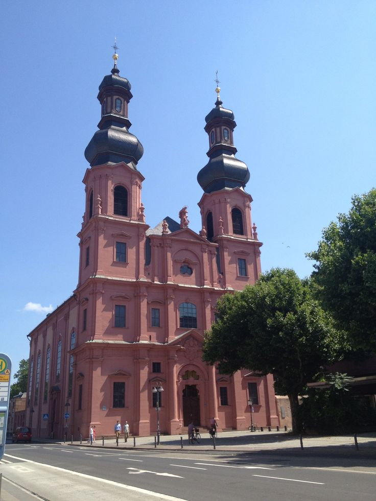 St. Stephanskirche The Pfalz and Rhine Terrace, Best 25+ Mainz ideas on Pinterest | Berlin blog, Booking berlin ...