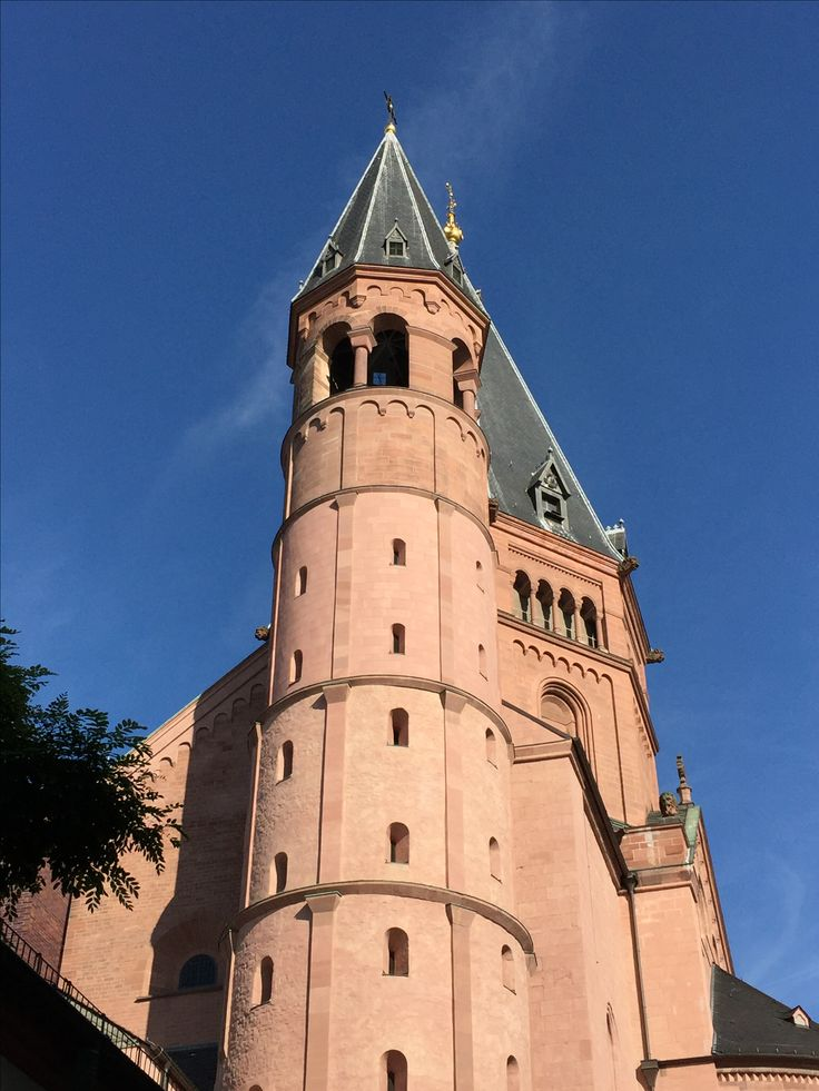 St. Stephanskirche The Pfalz and Rhine Terrace, 685 best Mainz | Rheinhessen images on Pinterest | Mainz, Germany ...