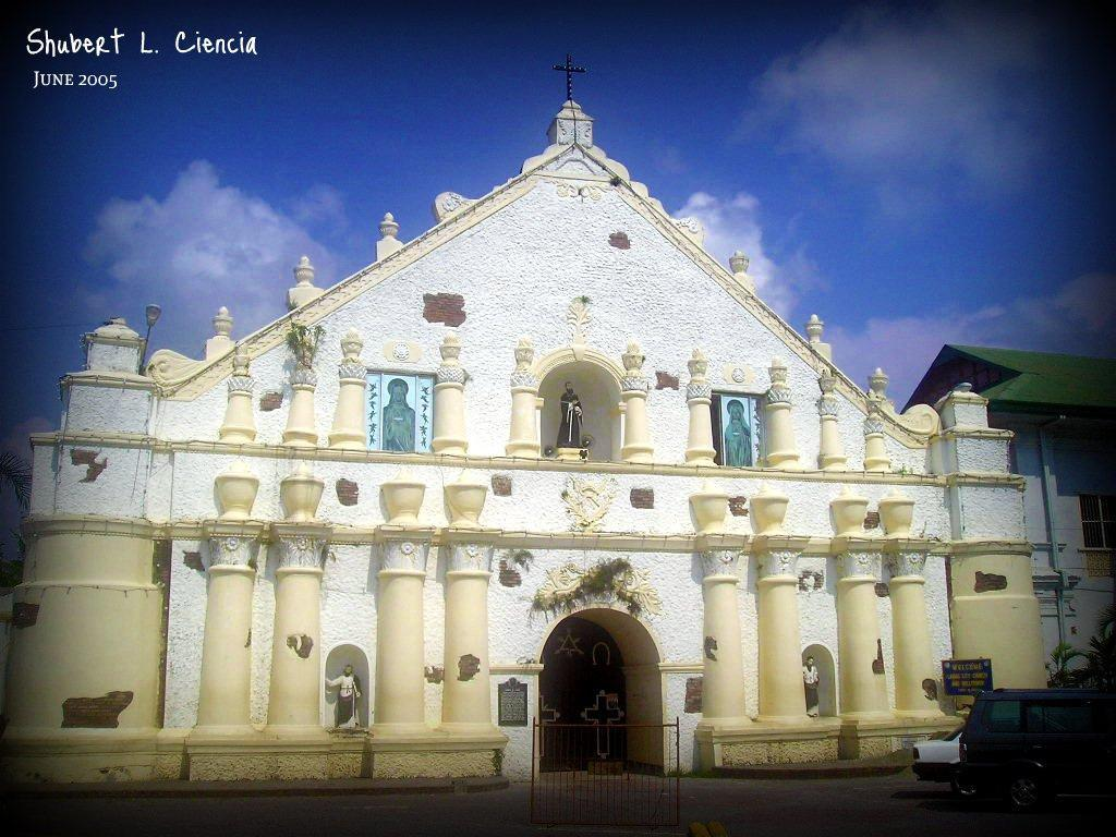St William's Cathedral Laoag, Edifice of St. William's Cathedral