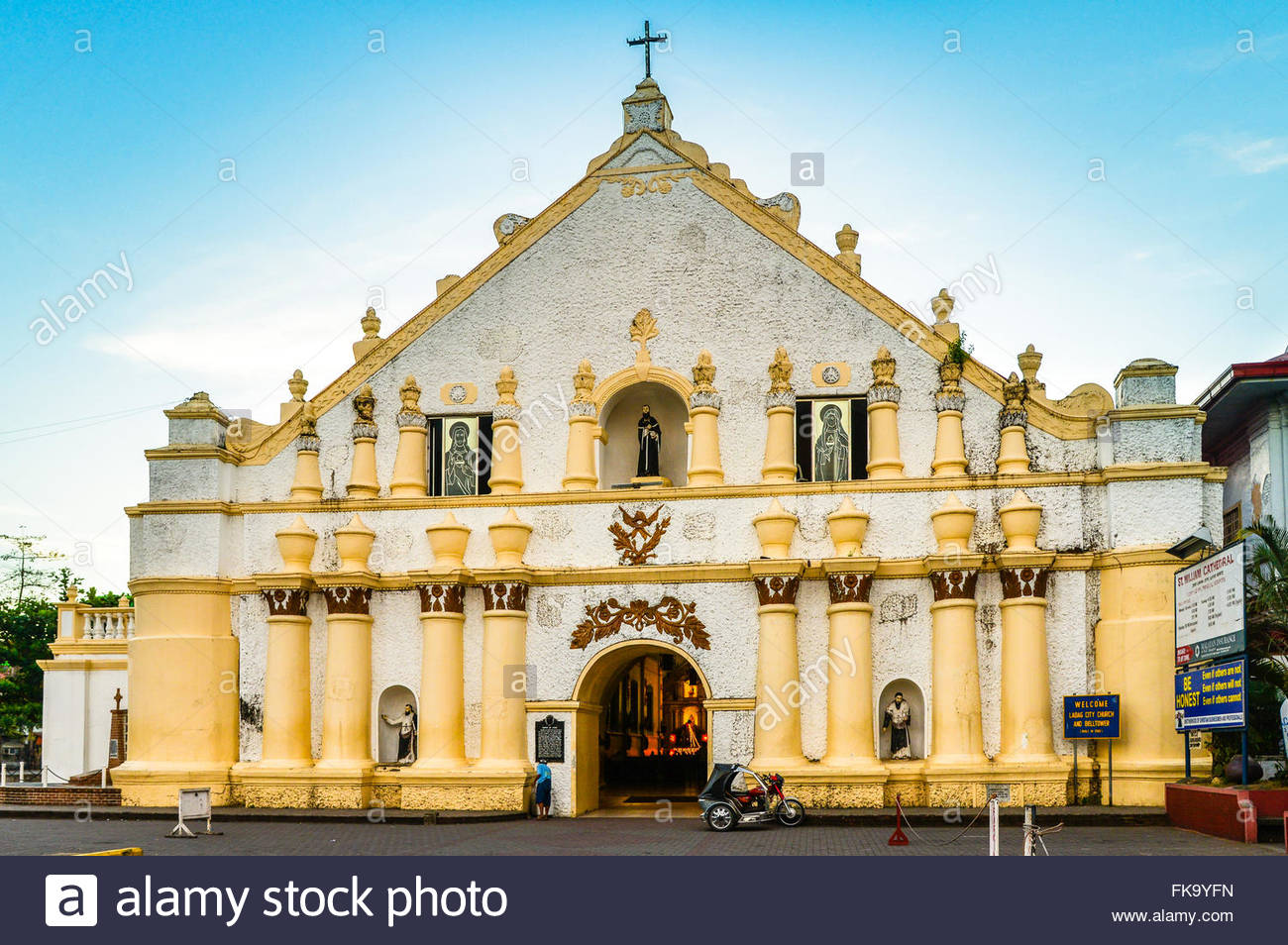St William's Cathedral Laoag, Laoag Cathedral ( Saint William Cathedral) - Laoag, Ilocos Norte ...