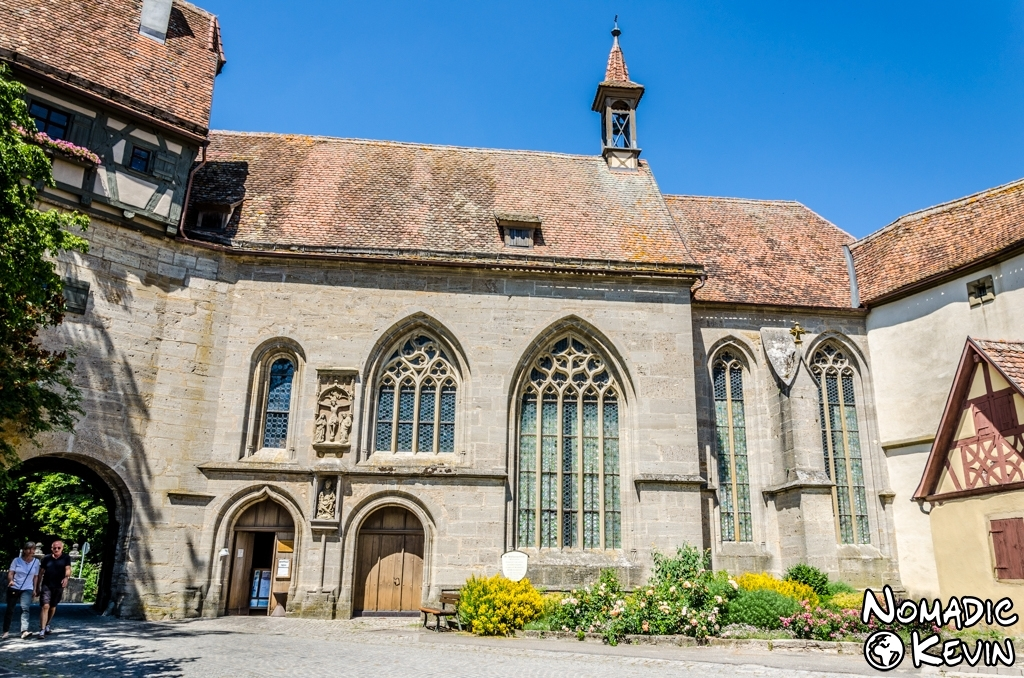 St. Wolfgang Church The Romantic Road, Germany – Rothenburg – Nomadic Kevin